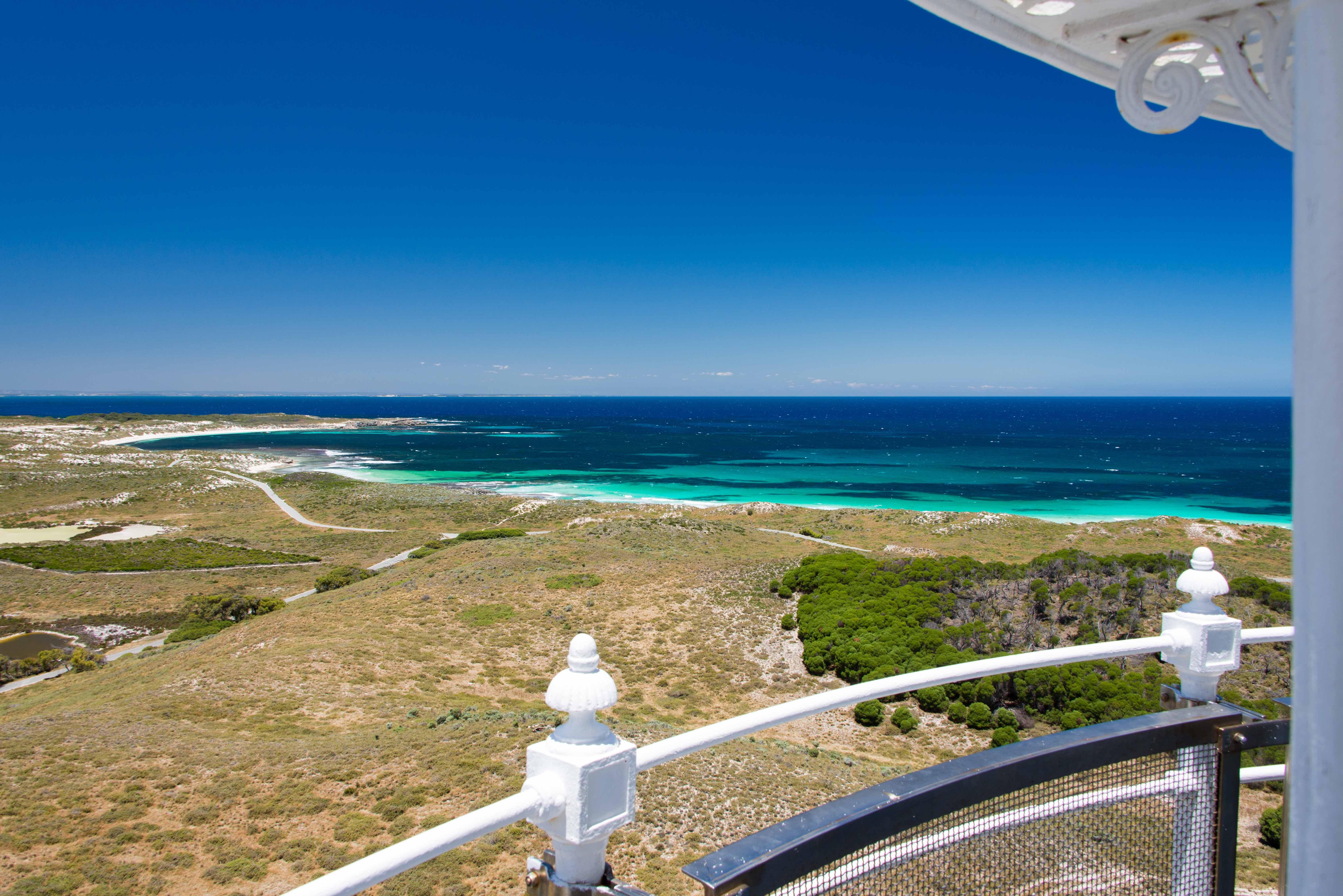 Lighthouse Australia Accommodation View From Lighthouse