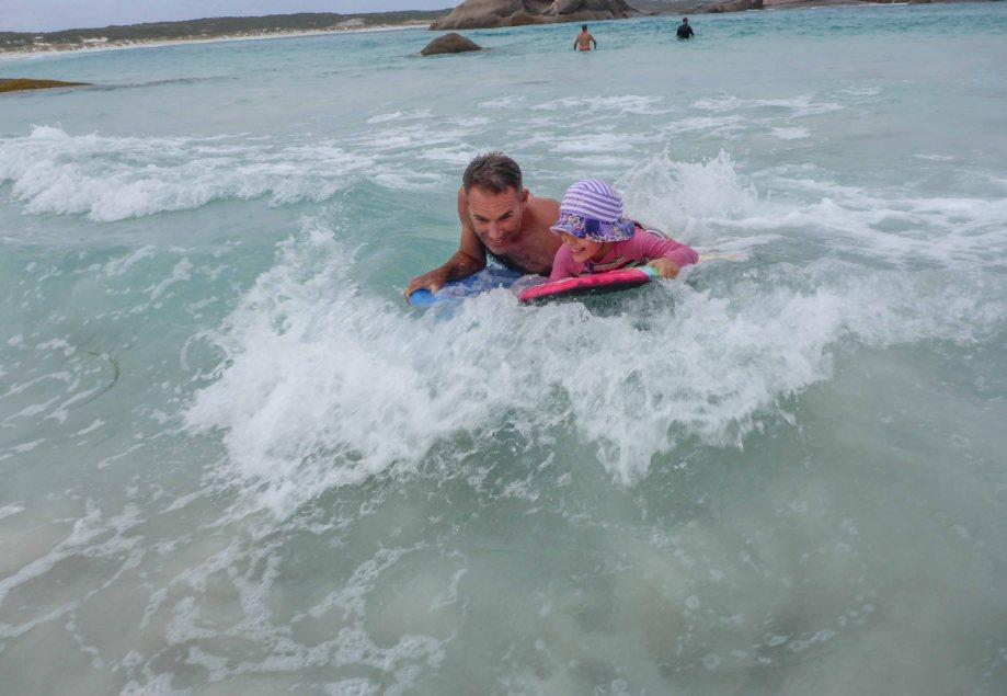 10-2 twilight beach maddy & drew on wave 2