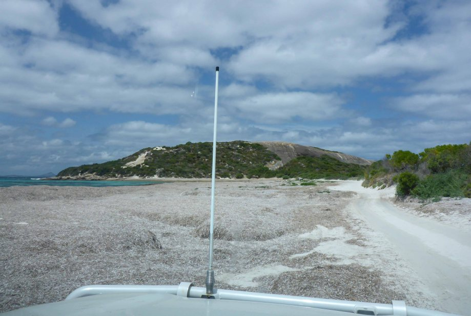 11-2 driving on wylie beach