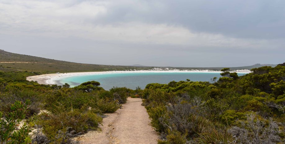 12-2 B walk into lucky bay