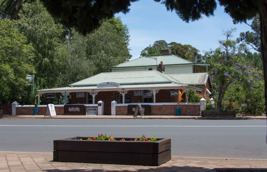 18-1 cafe lunch spot nannup