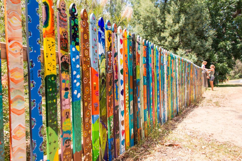 18-1 nannup fence