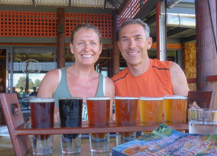 21-1 nikki & drew at brewery