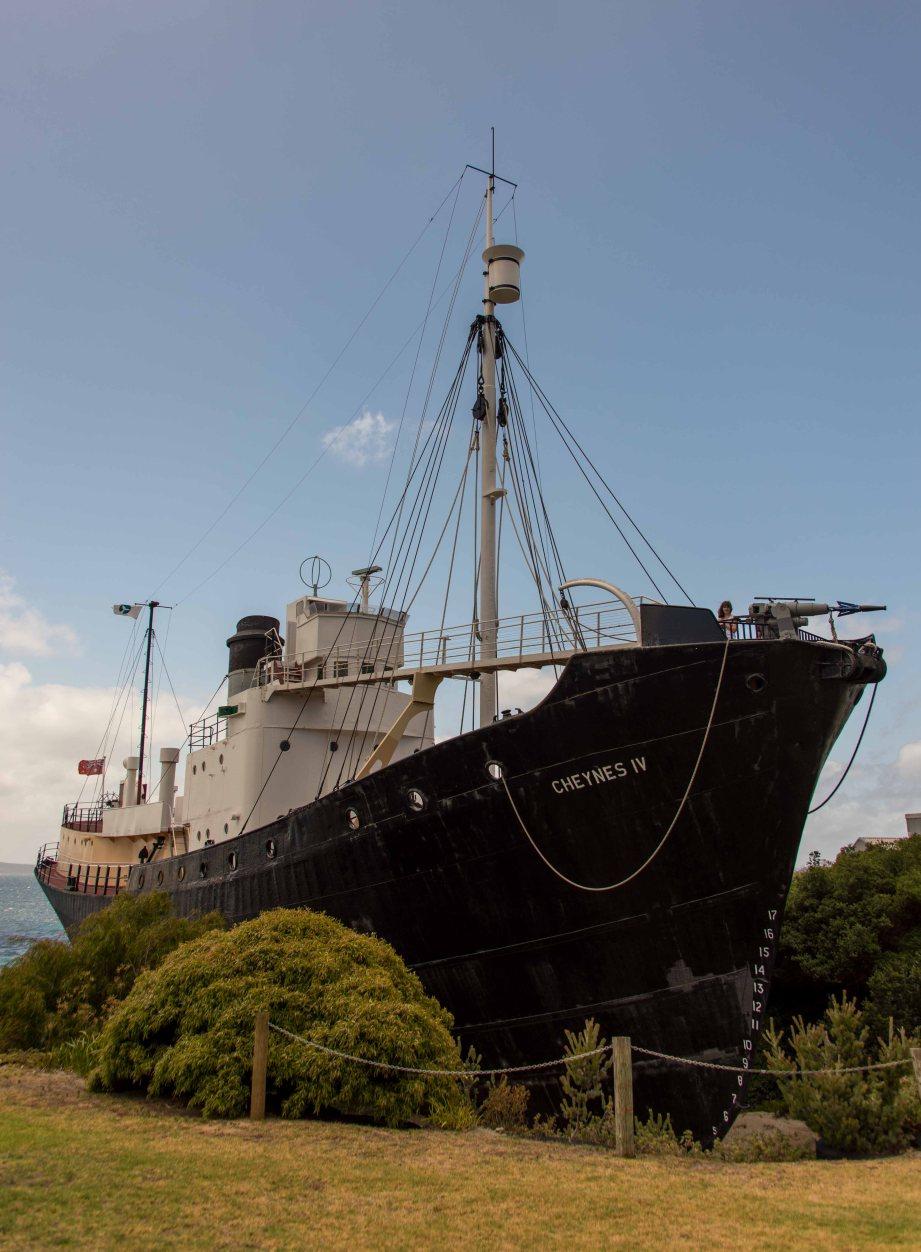 31-1 ship