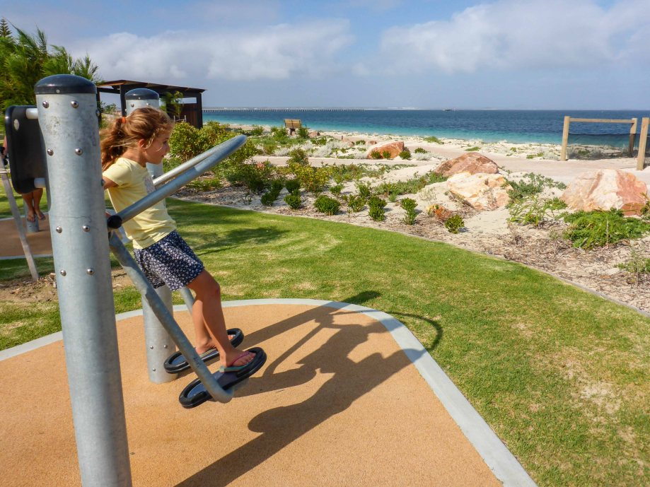 6-2 exercise on foreshore walk