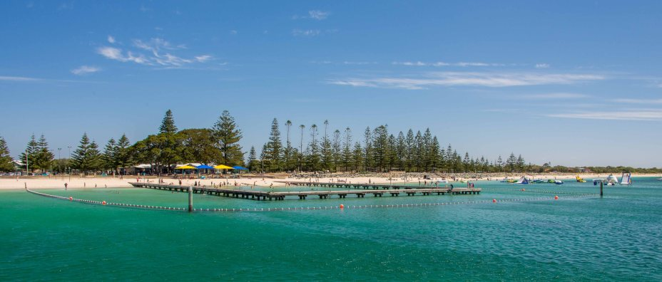 7-1 back at busselton beach