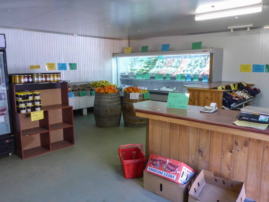 8-1 organic vegie shop 2