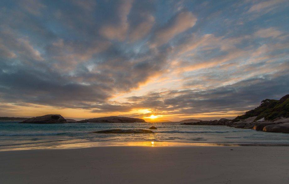 8-2 sunrise twilight beach 2